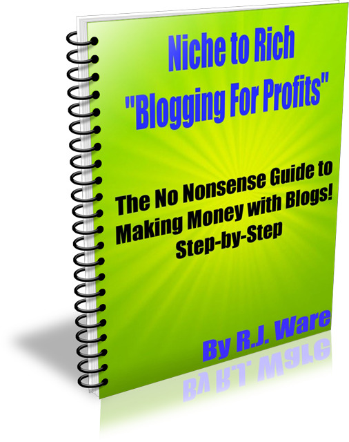 Make Money Blogging eBook Guide